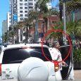 Se viraliza video que muestra a González Daher de paseo por Punta del Este