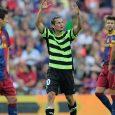 """""""Yo le traigo mala suerte a Messi"""", afirma Haedo"""