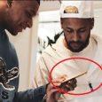 Regalan fundas de oro para celulares a los jugadores del PSG