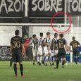 Matías Rojas marca un golazo para Racing